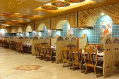 عکس سالن رستوران سنتی