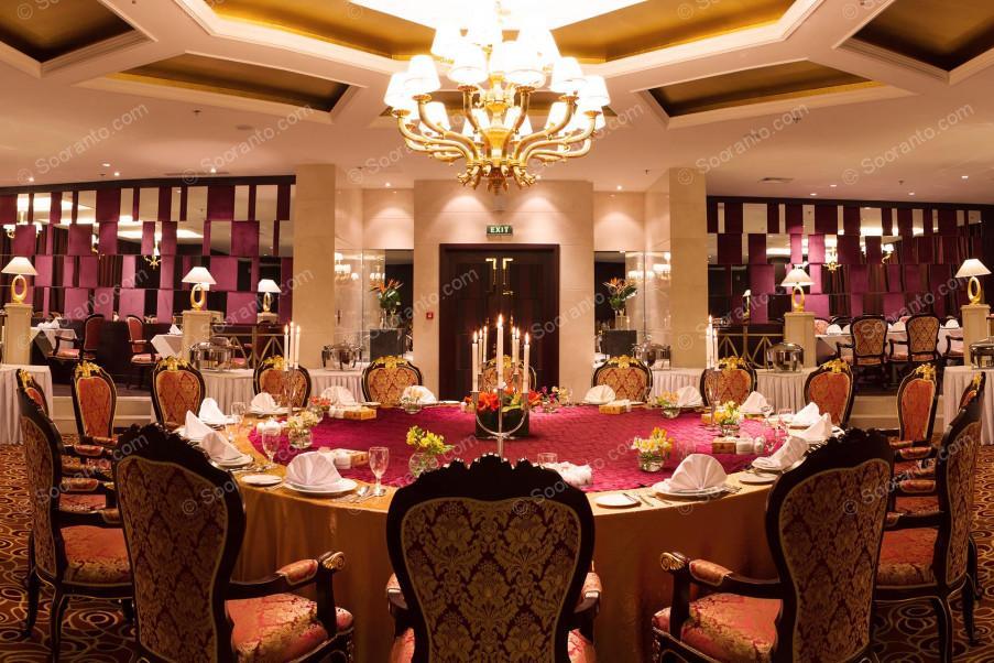 عکس سالن سالن پانیذ (همایش) هتل آزادی 4799