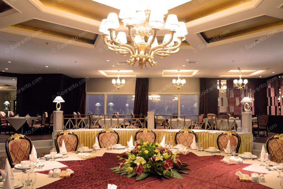 عکس سالن سالن پانیذ (همایش) هتل آزادی 4800
