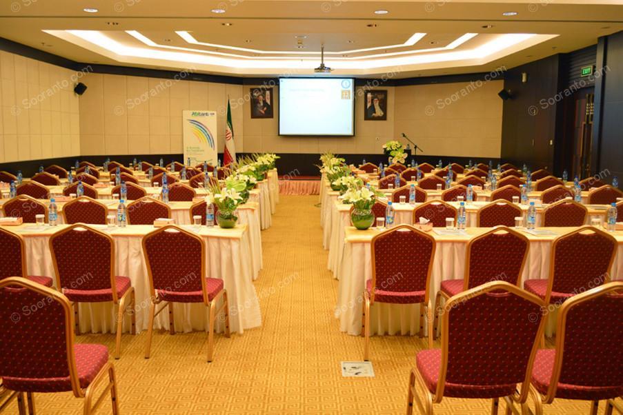 عکس سالن سالن برلیان (همایش) هتل آزادی 4814