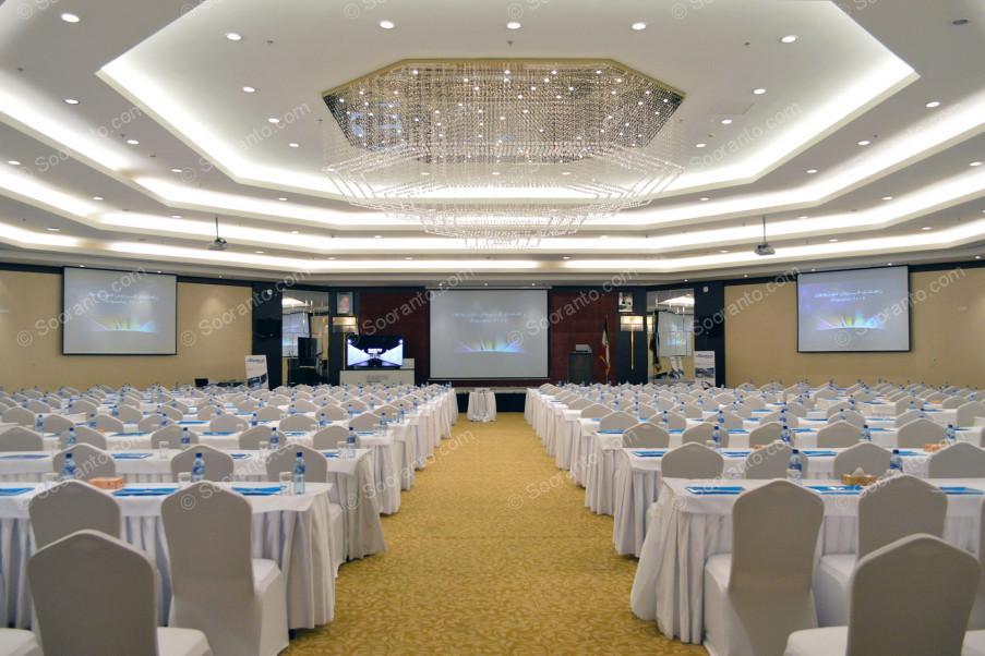 عکس سالن سالن زرین (همایش) هتل آزادی 4795