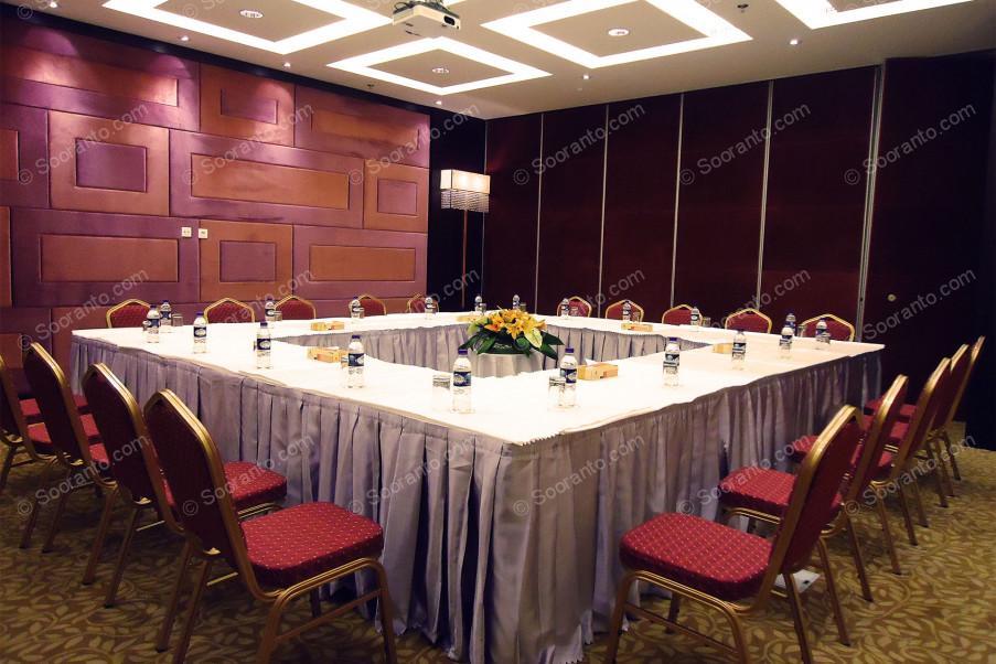 عکس سالن سالن زمرد (همایش) هتل آزادی 4810