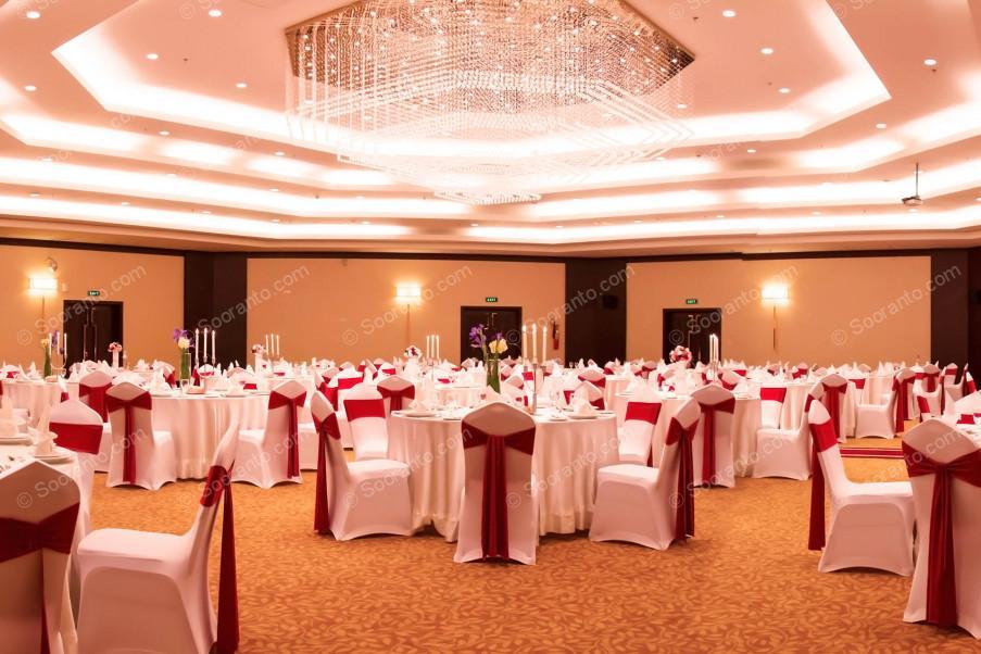 عکس سالن سالن زرین (ضیافتی) هتل آزادی 4790