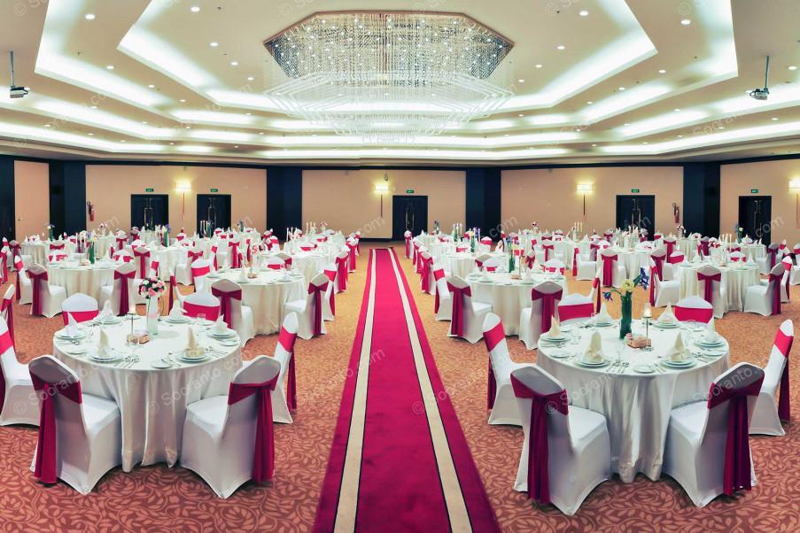 عکس سالن سالن زرین (ضیافتی) هتل آزادی 4794