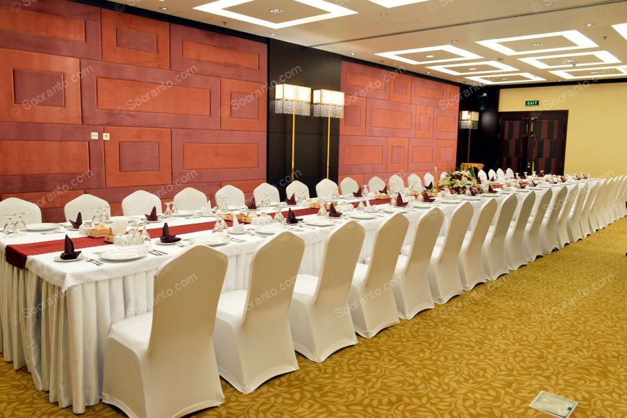 عکس سالن سالن زمرد (ضیافتی) هتل آزادی 4807
