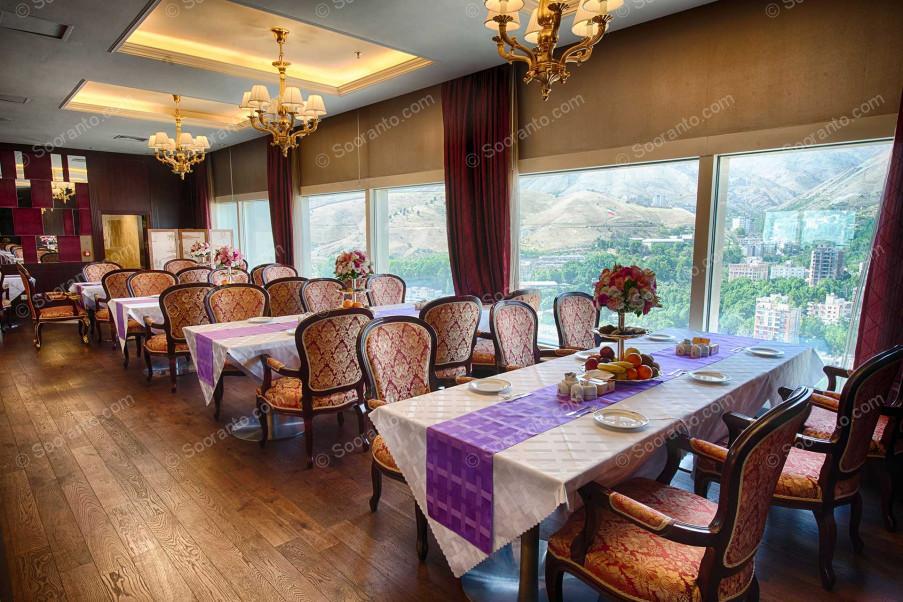 عکس سالن سالن پانیذ (ضیافتی) هتل آزادی 4804