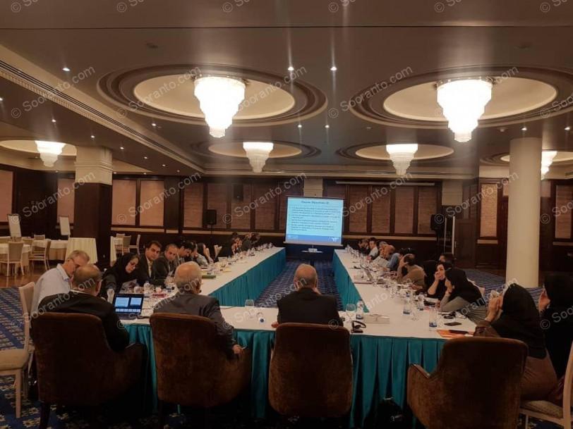 عکس سالن تالار پاسارگاد هتل اسپیناس خلیج فارس 4901