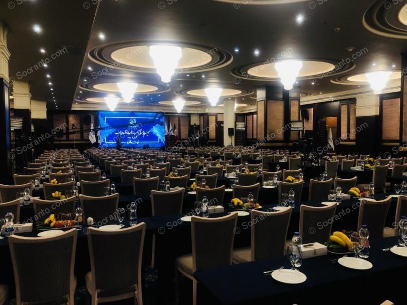عکس سالن تالار پاسارگاد هتل اسپیناس خلیج فارس 4893