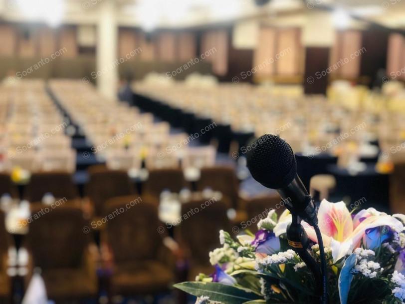 عکس سالن تالار پاسارگاد هتل اسپیناس خلیج فارس 4895