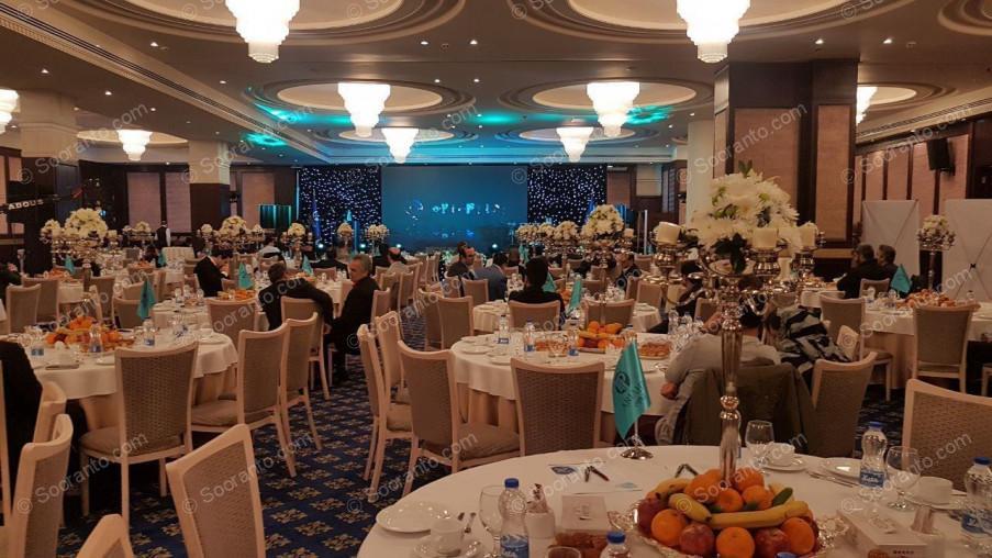 عکس سالن تالار پاسارگاد هتل اسپیناس خلیج فارس 4896
