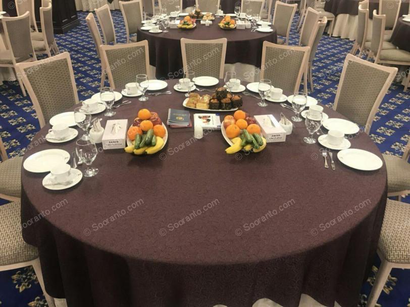عکس سالن تالار پاسارگاد هتل اسپیناس خلیج فارس 4897