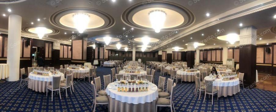 عکس سالن تالار پاسارگاد هتل اسپیناس خلیج فارس 4900