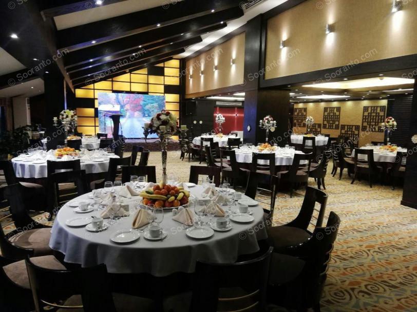عکس سالن سالن لوشاتو هتل اسپیناس خلیج فارس 4912