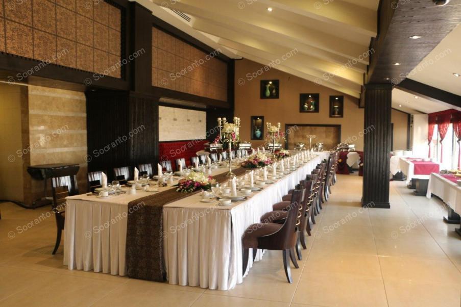 عکس سالن سالن لوشاتو هتل اسپیناس خلیج فارس 4914
