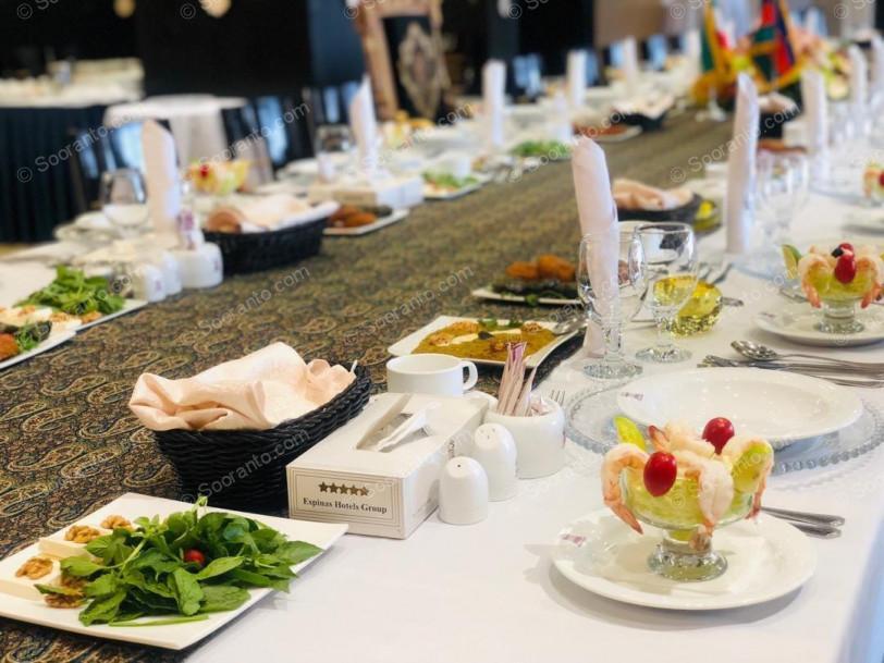 عکس سالن سالن لوشاتو هتل اسپیناس خلیج فارس 4916