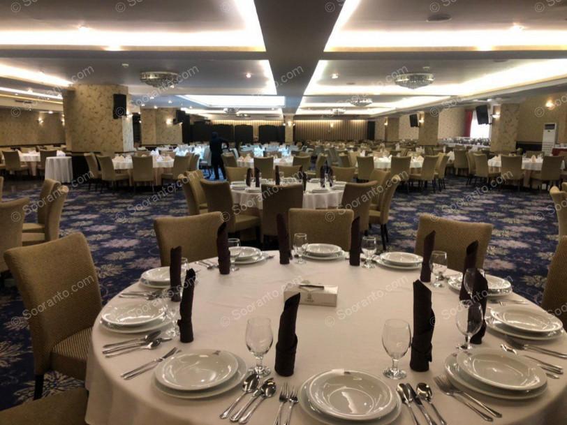 عکس سالن تالار خلیج فارس هتل اسپیناس خلیج فارس 4904