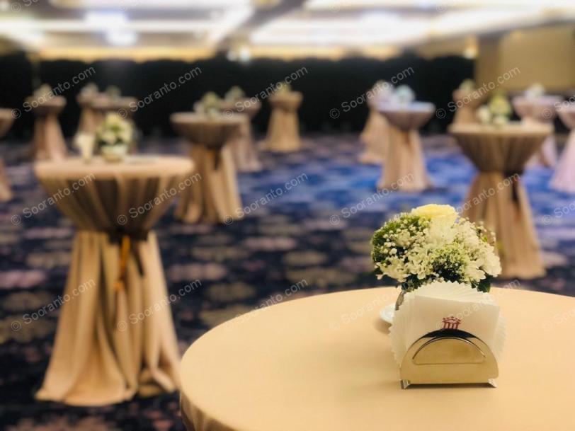 عکس سالن تالار خلیج فارس هتل اسپیناس خلیج فارس 4907