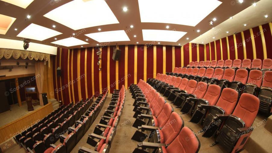 عکس سالن آمفی تئاتر هتل سیمرغ 4989