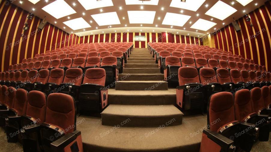 عکس سالن آمفی تئاتر هتل سیمرغ 4991