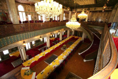 عکس سالن تالار چهلستون (طبقه بالا میهمانی خصوصی)