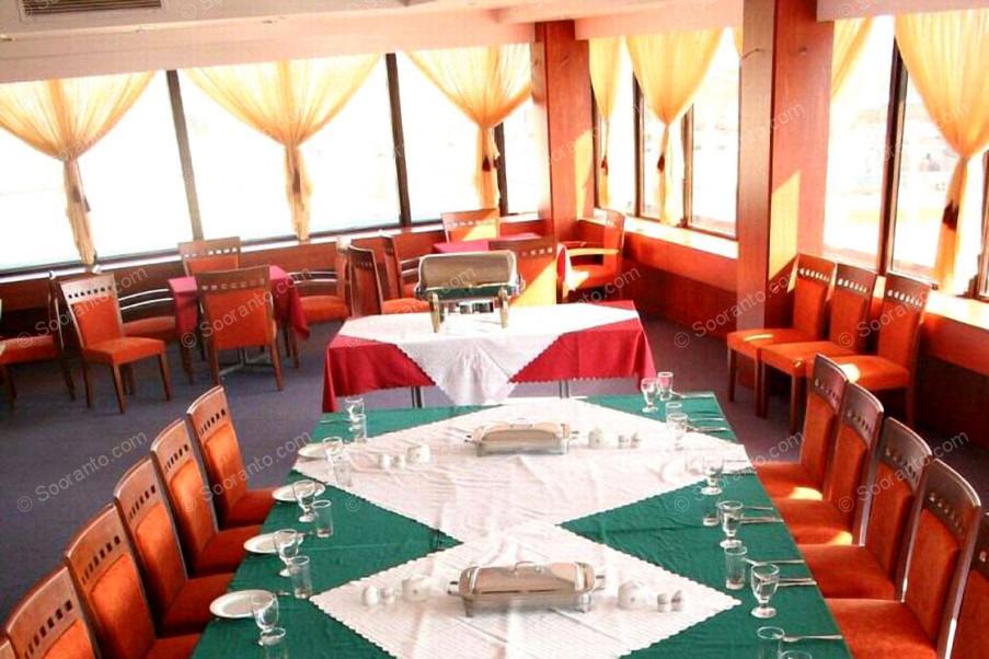 عکس سالن سالن فام هتل بزرگ 3705