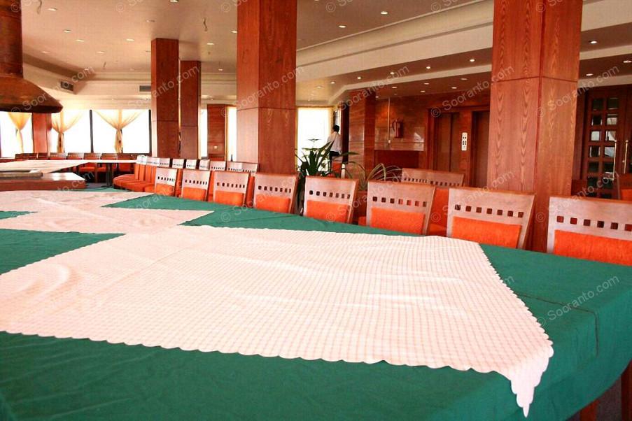 عکس سالن سالن فام هتل بزرگ 3707
