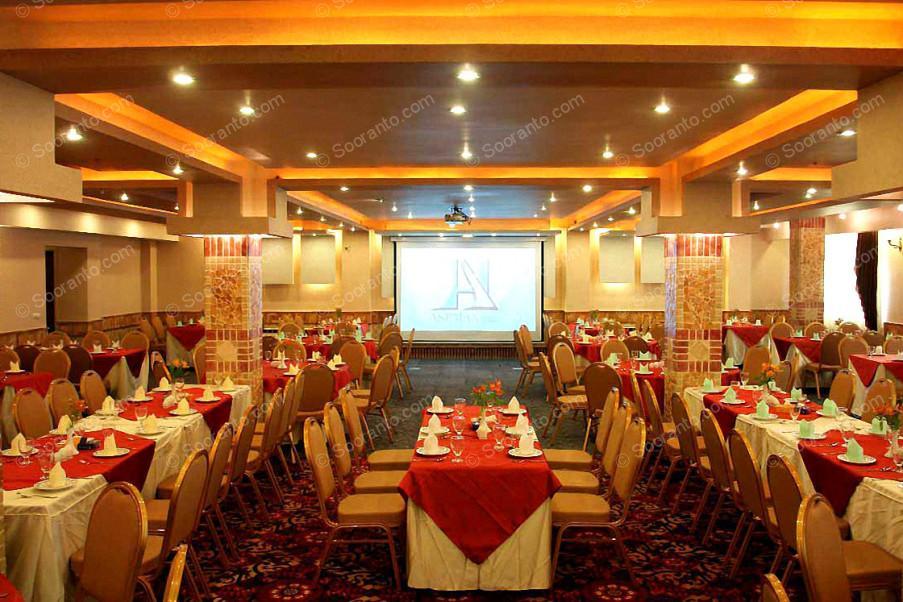 عکس سالن سالن آفتاب (ضیافتی) هتل آسمان 3007