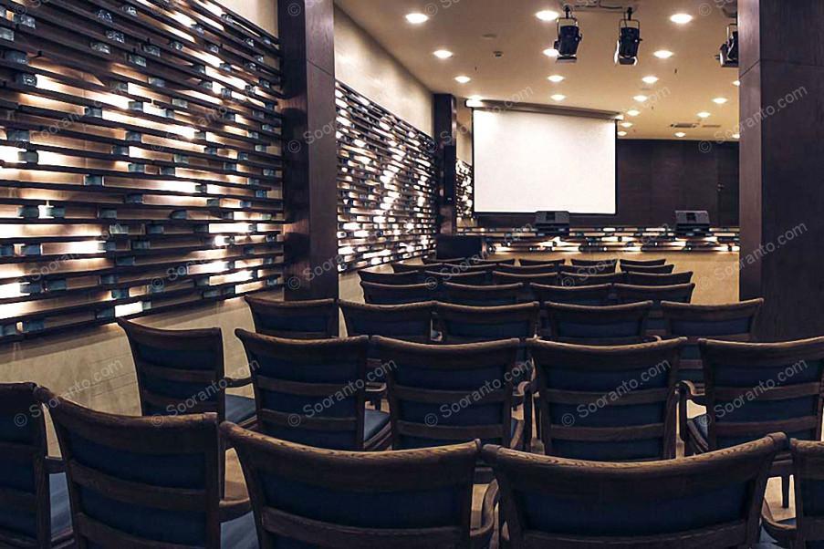 عکس سالن سالن همایش هتل اسکان الوند 2869