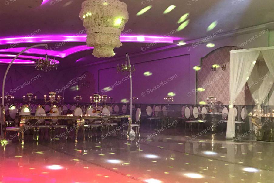 عکس سالن تالار مجلل ( بانوان و آقایان ) تالار مجلل 3460