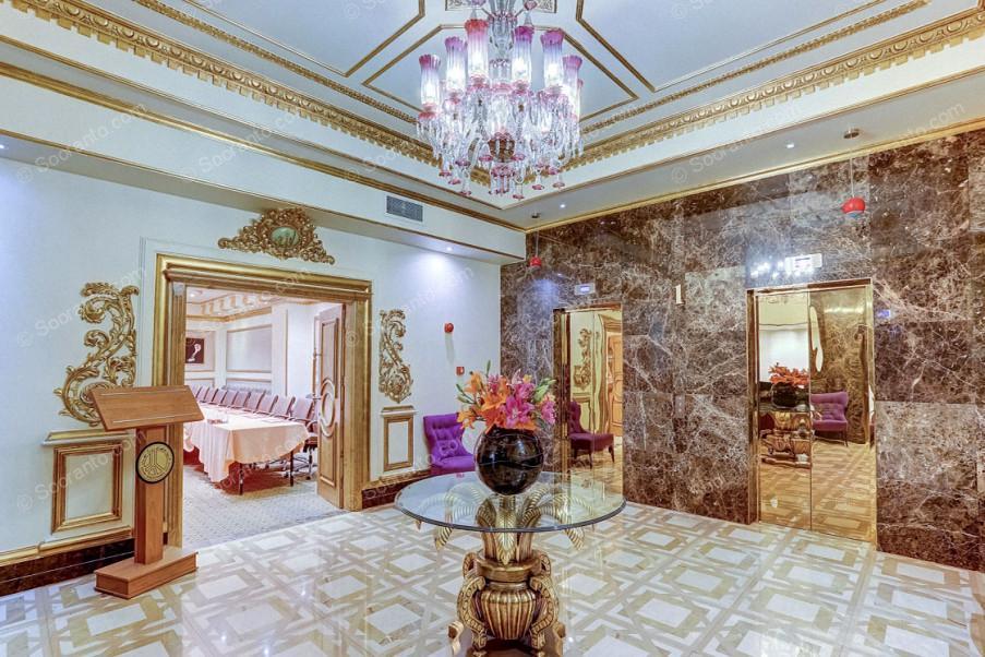 عکس سالن سالن کنفرانس هتل بزرگ 3419