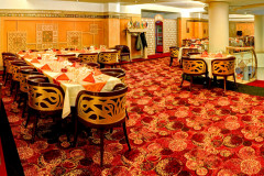عکس سالن رستوران پردیسان