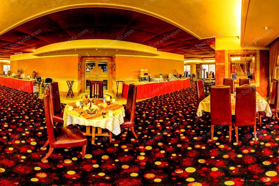 عکس سالن رستوران گلباران هتل امیرکبیر 3579