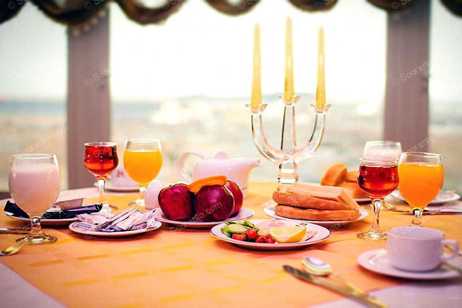 عکس سالن رستوران گلباران هتل امیرکبیر 3581