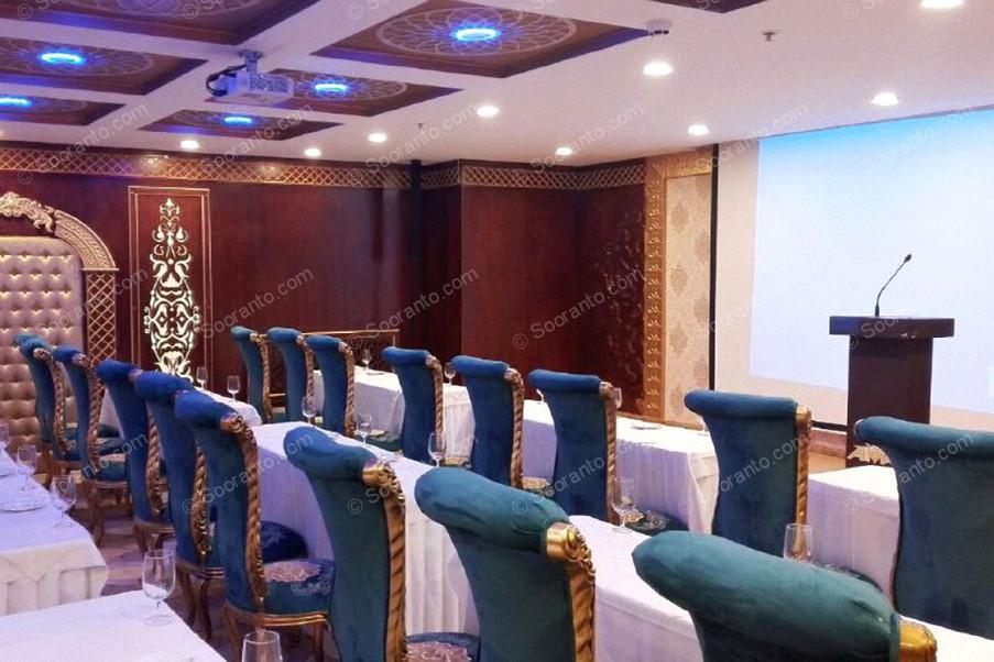 عکس سالن سالن آمفی تئاتر هتل الماس 2 3821