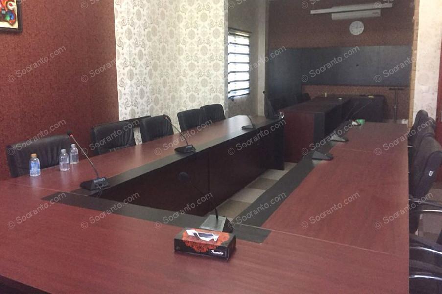 عکس سالن سالن جلسات هتل ایران 4142