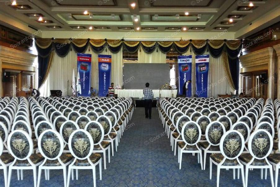 عکس سالن تالار آینه و دیپلمات هتل مجلل درویشی 4133