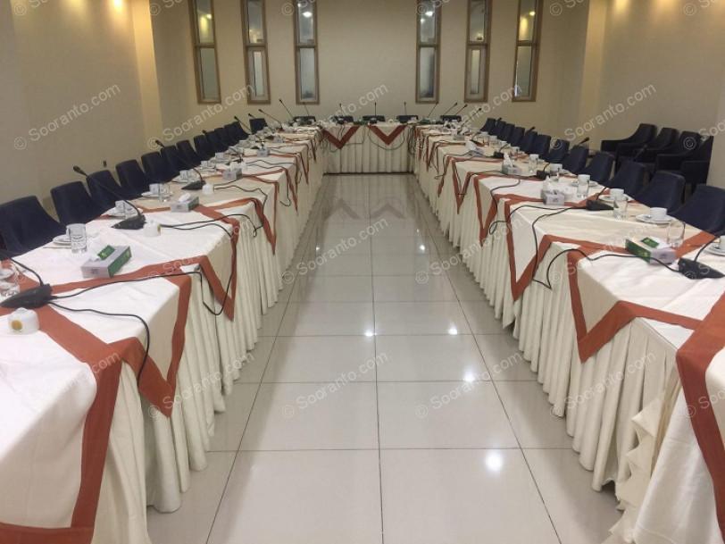 عکس سالن سالن کنفرانس هتل ارگ جدید 4251