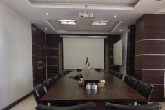 عکس سالن اتاق جلسه
