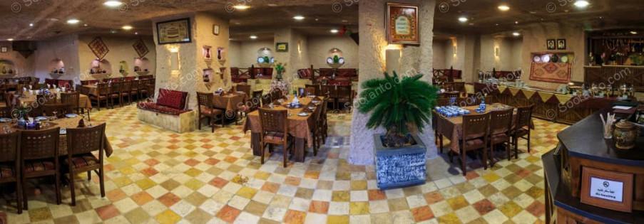 عکس سالن رستوران لاله کندوان 4696