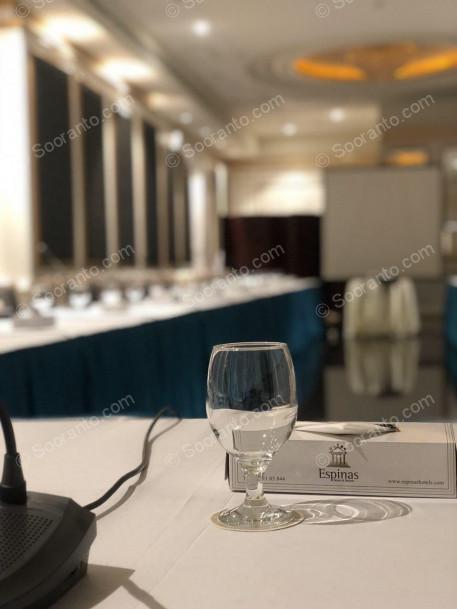 عکس سالن تالار آپادانا هتل اسپیناس خلیج فارس 4888