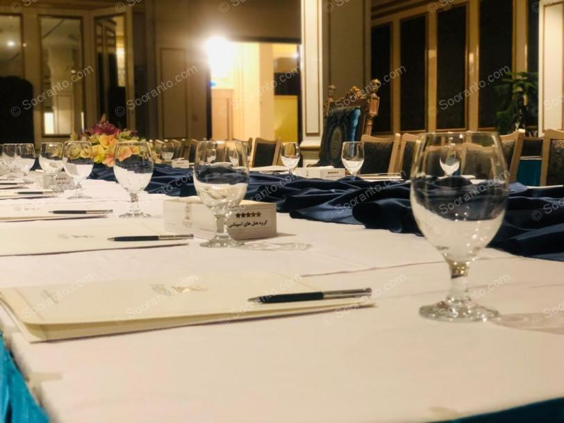 عکس سالن تالار آپادانا هتل اسپیناس خلیج فارس 4880