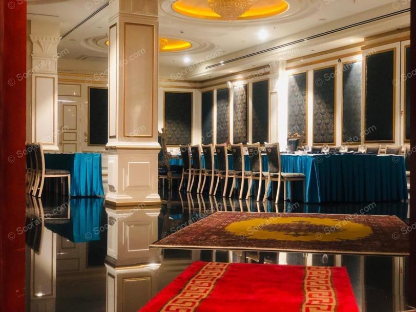 عکس سالن تالار آپادانا هتل اسپیناس خلیج فارس 4882