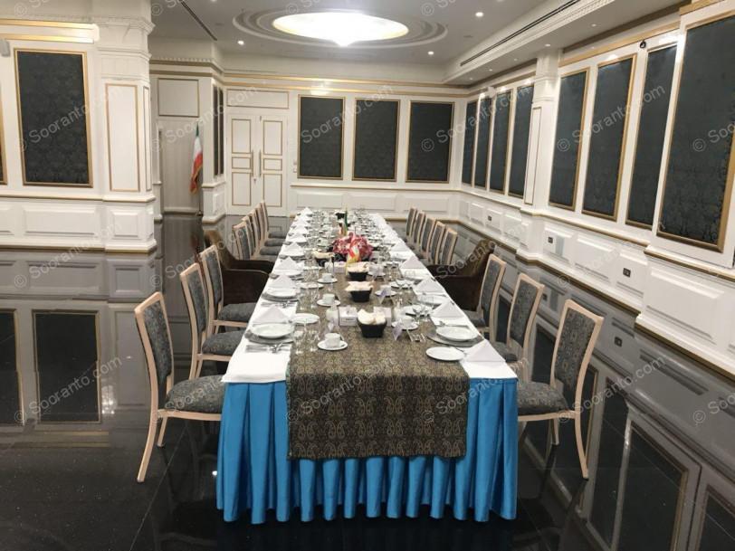 عکس سالن تالار آپادانا هتل اسپیناس خلیج فارس 4889
