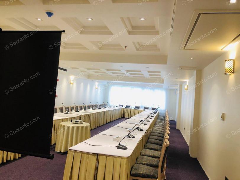 عکس سالن سالن کاسپین هتل اسپیناس خلیج فارس 4911