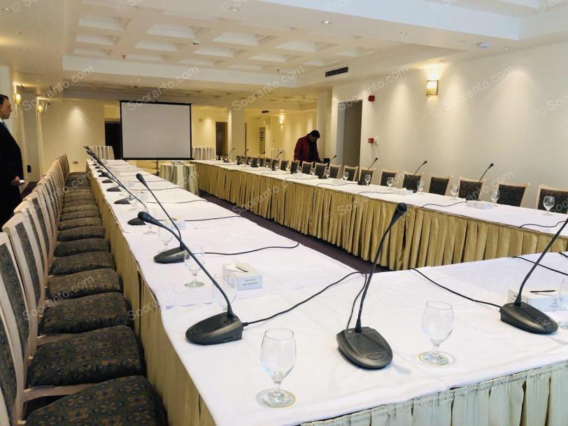عکس سالن سالن کاسپین هتل اسپیناس خلیج فارس 4711