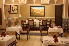 عکس سالن رستوران مانداک