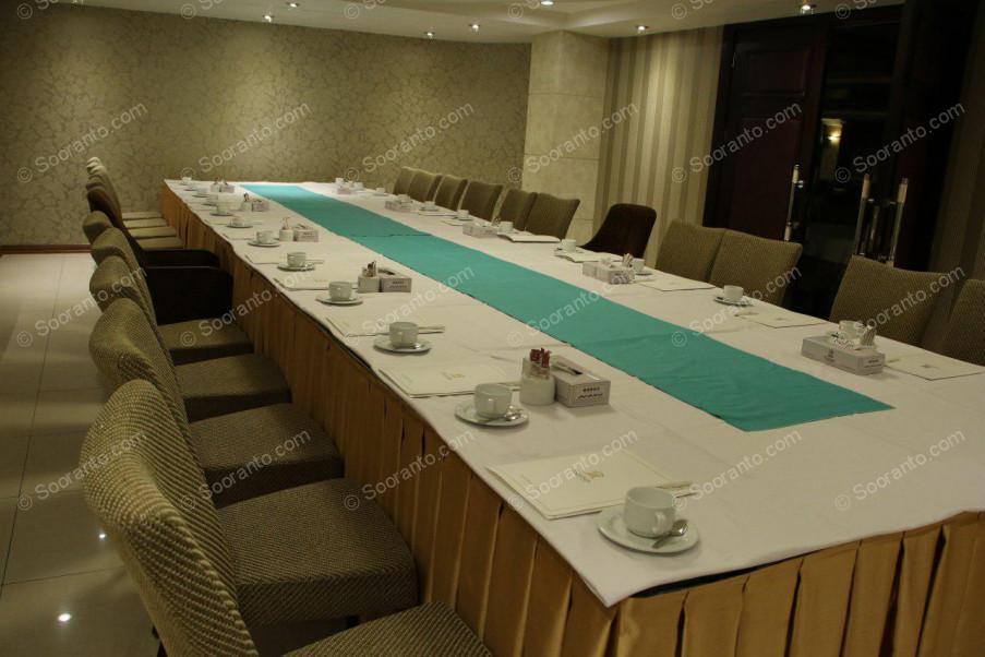 عکس سالن اتاق وی آی پی خلیج فارس هتل اسپیناس خلیج فارس 4726