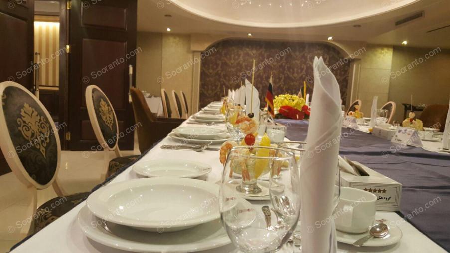 عکس سالن اتاق وی آی پی خلیج فارس هتل اسپیناس خلیج فارس 4727