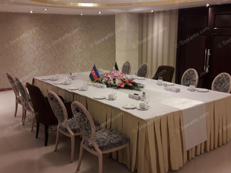 عکس سالن اتاق وی آی پی خلیج فارس هتل اسپیناس خلیج فارس 4728
