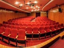 عکس سالن آمفی تئاتر خیام